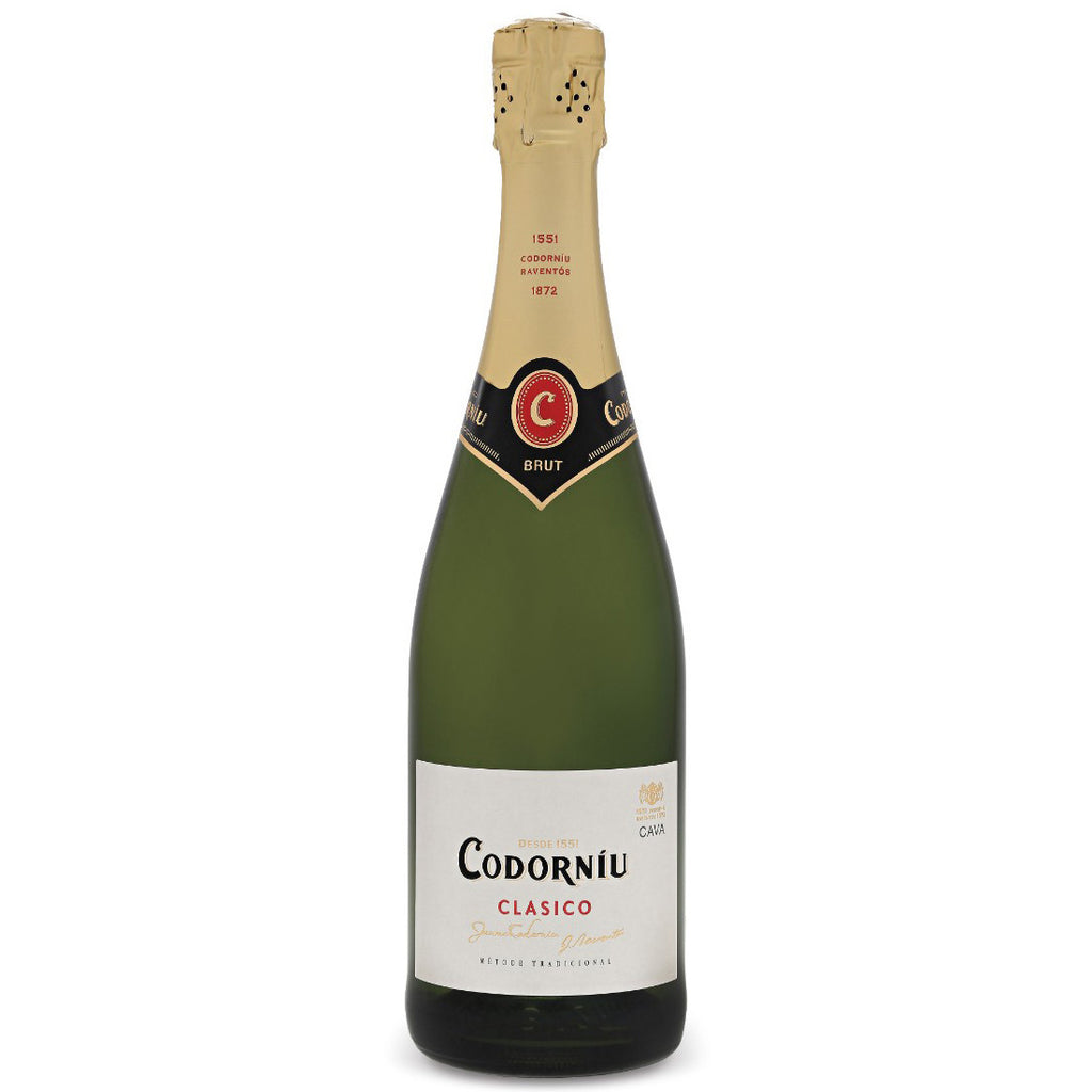 Codorniu Brut Clasico Sparkling | Gifty by The Breaking Heart