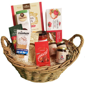 Comfort for the Soul Basket | Gifty by The Breaking Heart