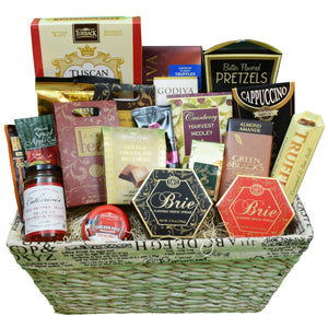 Firework Basket | Gifty by The Breaking Heart