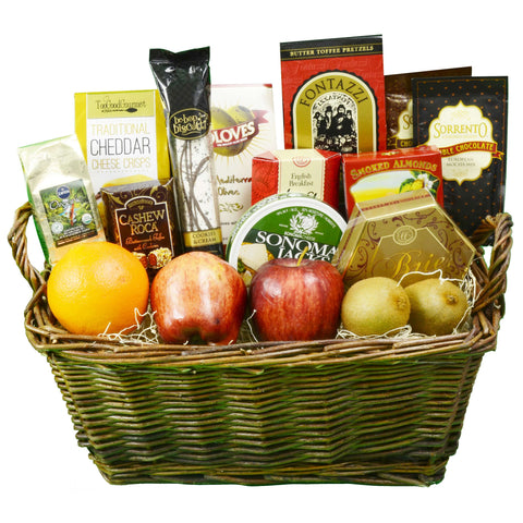 Fruit for the Strength Basket | Gifty by The Breaking Heart
