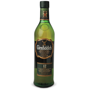 Glenfiddich Single Malt 12 Year Old Scotch Whisky | Gifty by The Breaking Heart