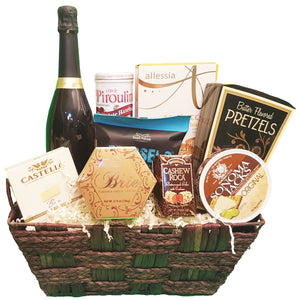 Gourmet Classico Basket | Gifty by The Breaking Heart