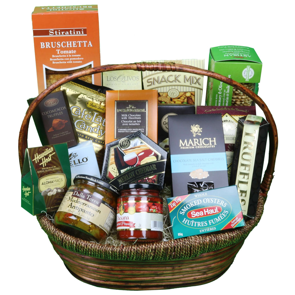 Heavy Duty Goodies Basket | Gifty by The Breaking Heart