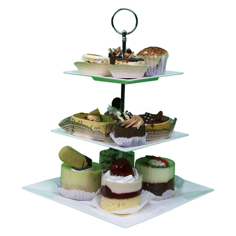 High Tea Trays of Wonderland