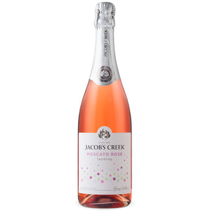 Jacob's Creek Moscato Rosé Sparkling | Gifty by The Breaking Heart