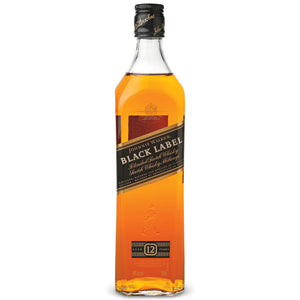 Johnnie Walker Black Label 12 Year Old Scotch Whisky | Gifty by The Breaking Heart