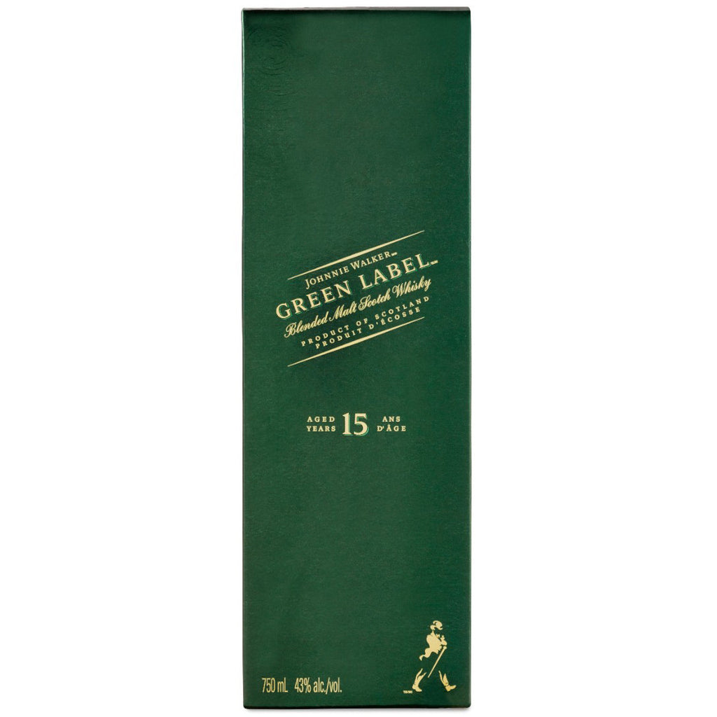 Johnnie Walker Green Label | Gifty by The Breaking Heart