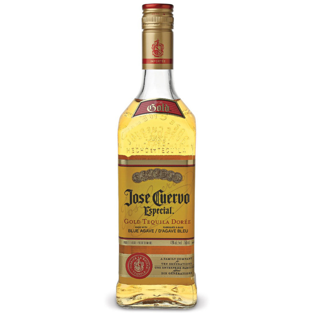 Jose Cuervo Especial Gold Tequila | Gifty by The Breaking Heart