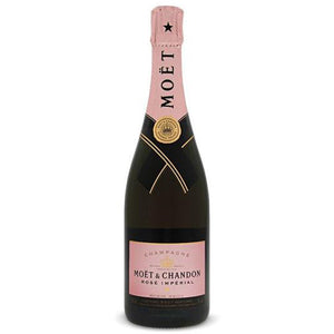 Moët & Chandon Brut Rosé Champagne | Gifty by The Breaking Heart