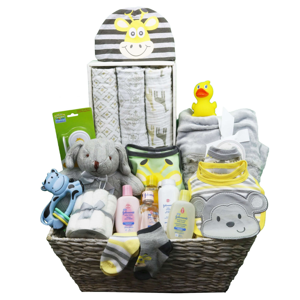 My Angel Basket (Boy) | Gifty by The Breaking Heart