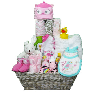 My Angel Basket (Girl) | Gifty by The Breaking Heart