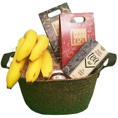 Nutrition for the Soul Basket | Gifty by The Breaking Heart