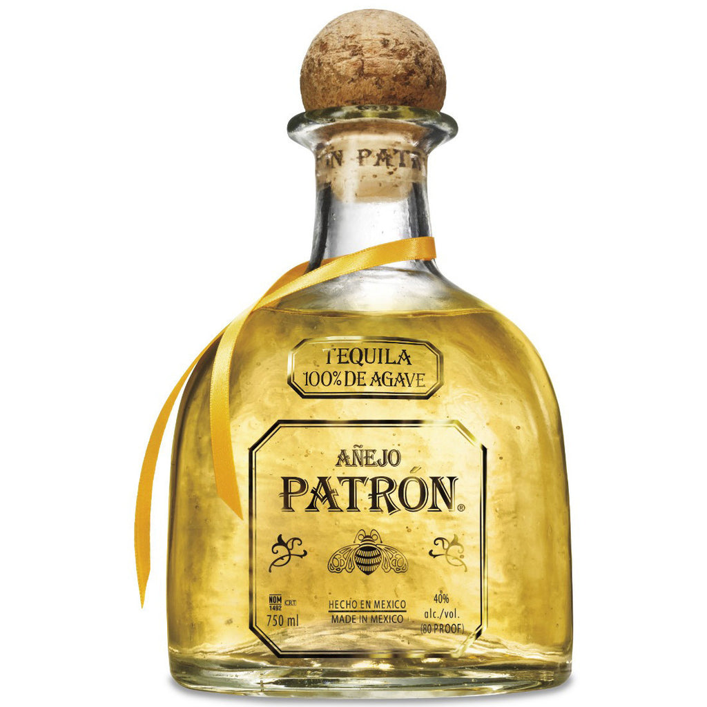 Patron Anejo Tequila | Gifty by The Breaking Heart