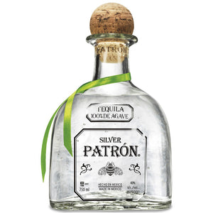 Patron Silver Tequila | Gifty by The Breaking Heart