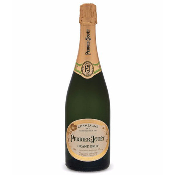 Perrier-Jouët Grand Brut Champagne | Gifty by The Breaking Heart