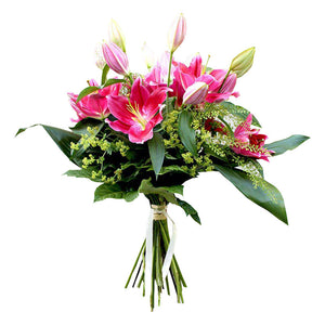 Pink Lilies | Gifty by The Breaking Heart