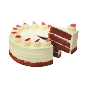 Red Velvet Cake | Gifty by The Breaking Heart
