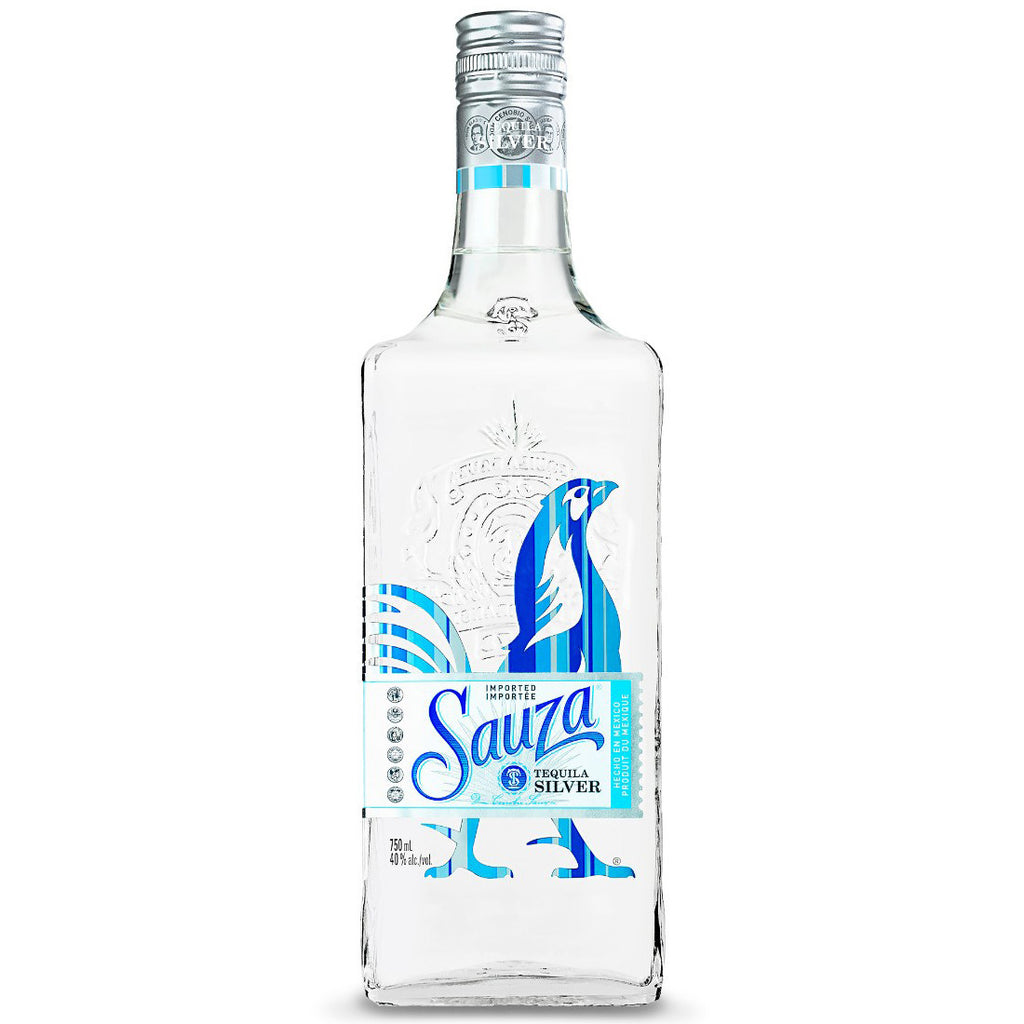 Sauza Silver Tequila | Gifty by The Breaking Heart