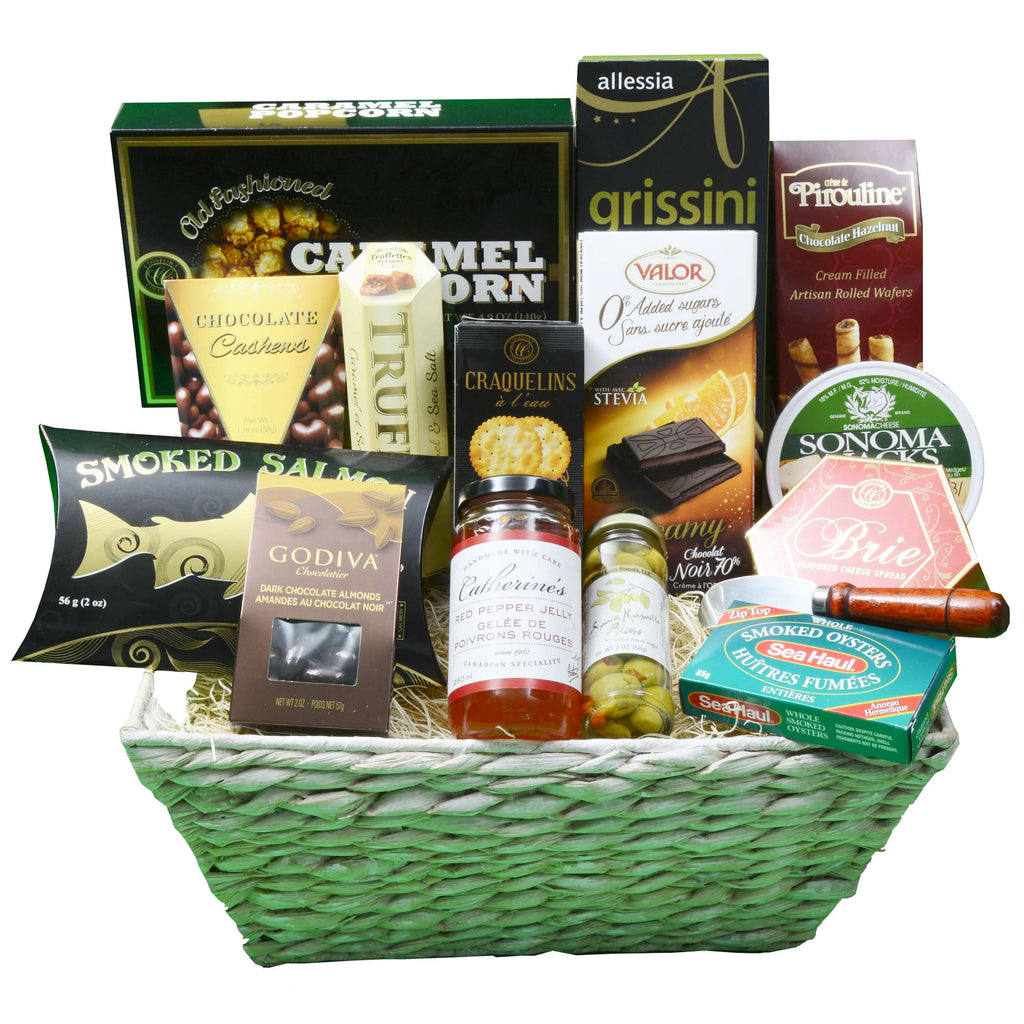 Time after Time Basket | Gifty by The Breaking Heart