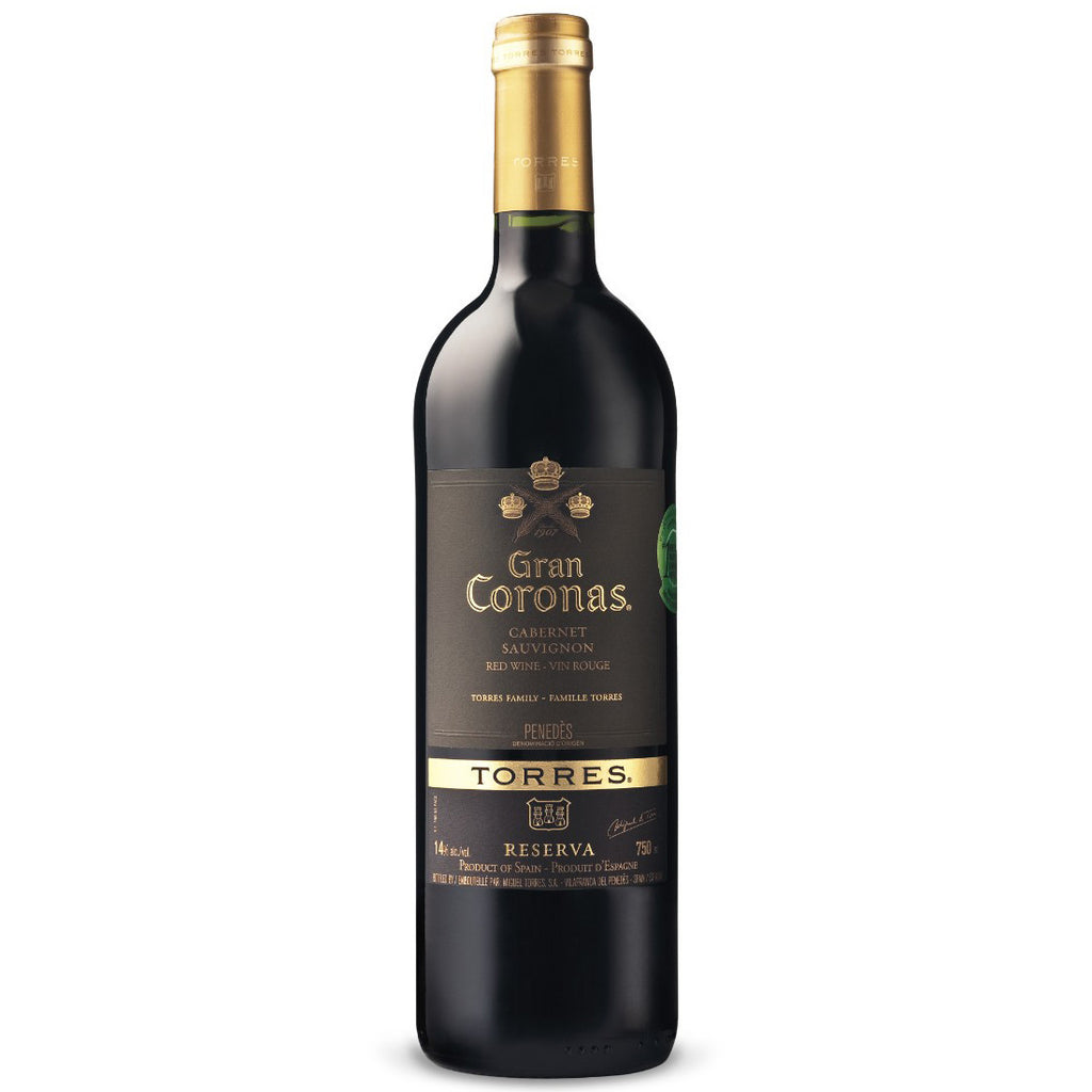 Torres Gran Coronas Reserva Cabernet Sauvignon | Gifty by The Breaking Heart