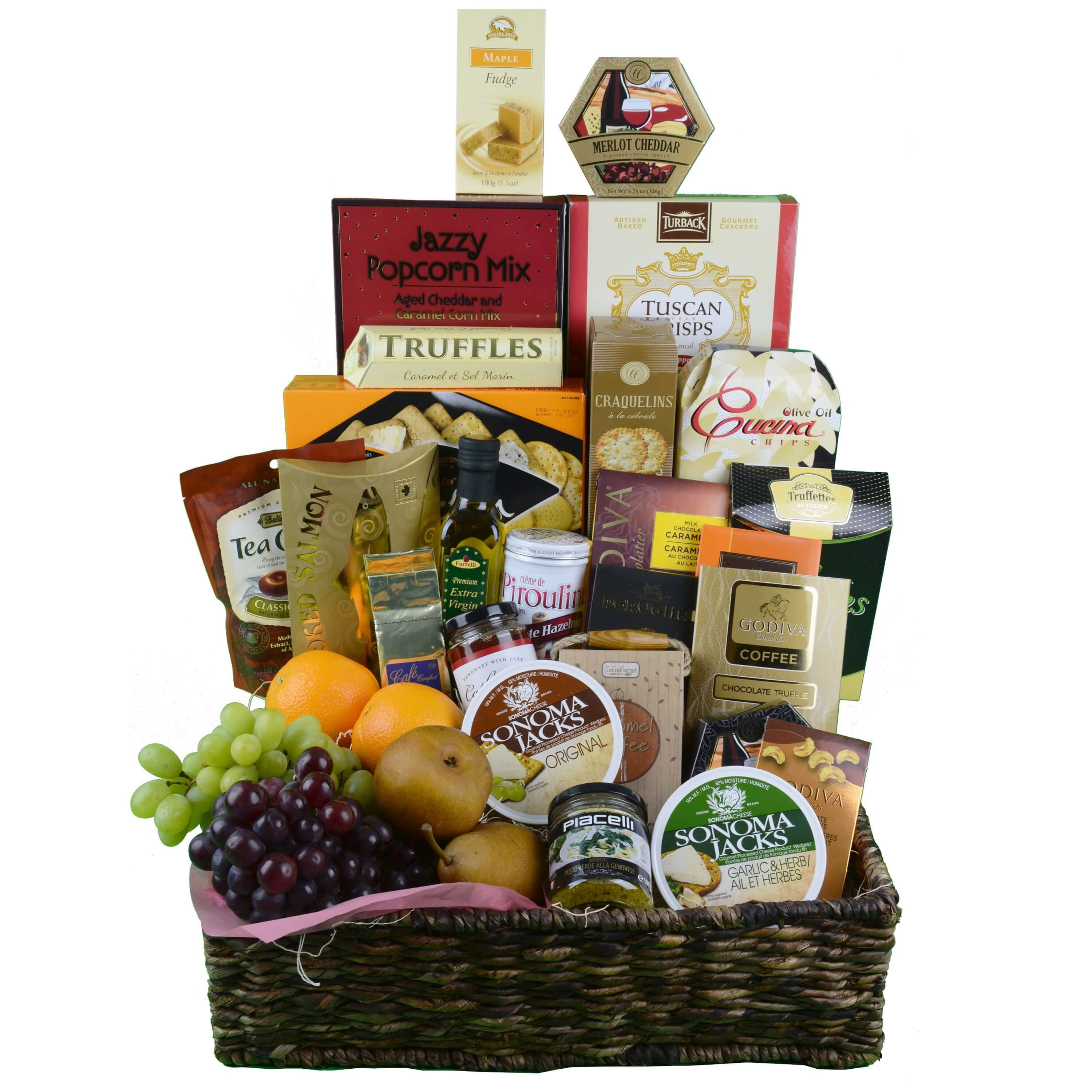 Tower of Babylon Basket | Gifty by The Breaking Heart