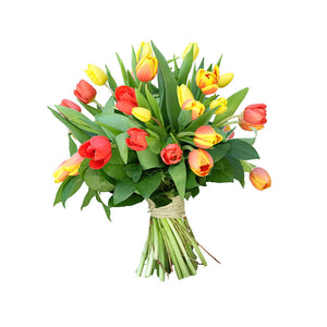 Tulips Bouquet | Gifty by The Breaking Heart