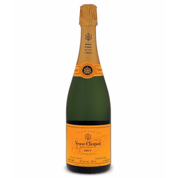 Veuve Clicquot Brut Champagne | Gifty by The Breaking Heart