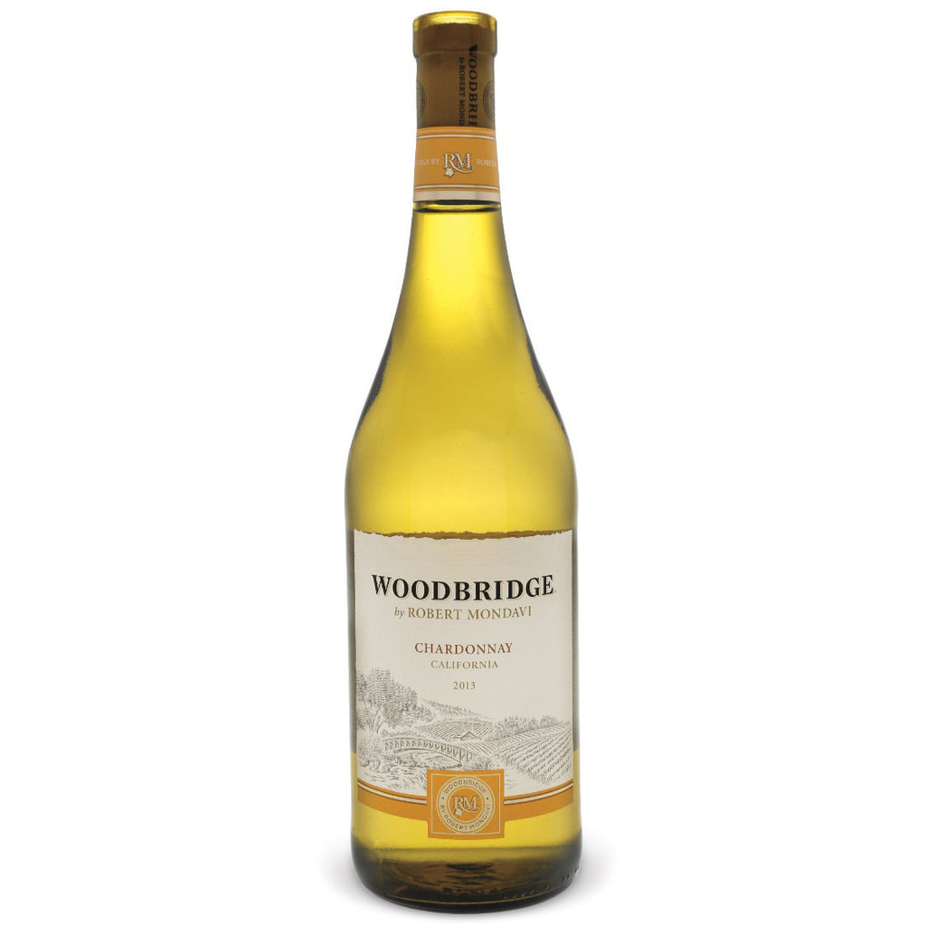 Woodbridge By Robert Mondavi Chardonnay | Gifty by The Breaking Heart