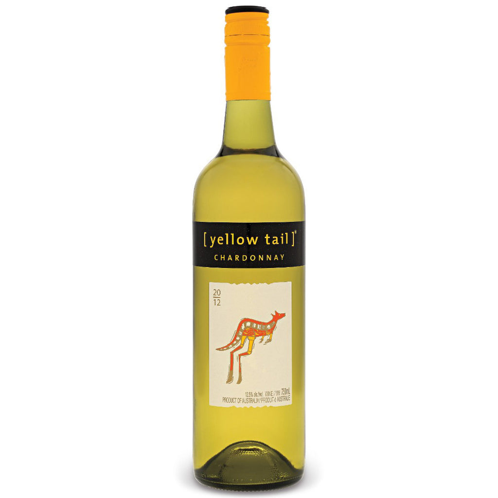 Yellow Tail Chardonnay | Gifty by The Breaking Heart