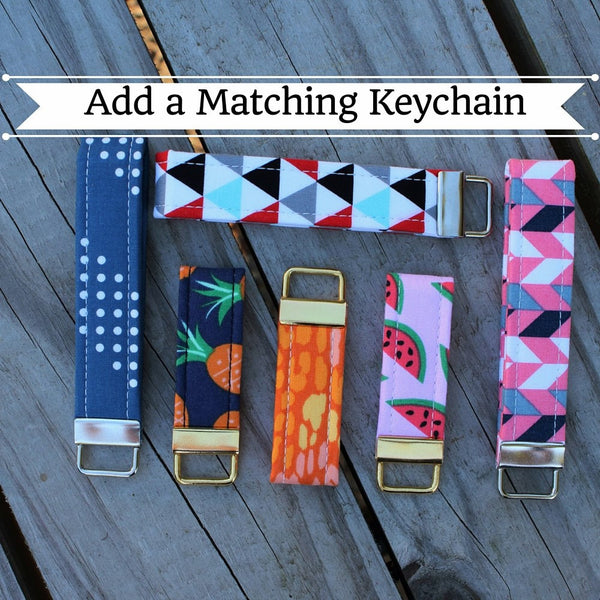Add a Matching Key Chain
