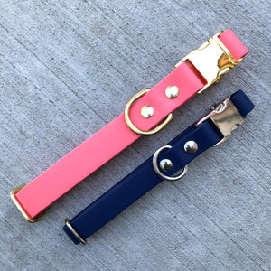 Biothane Side Release Buckle Collar