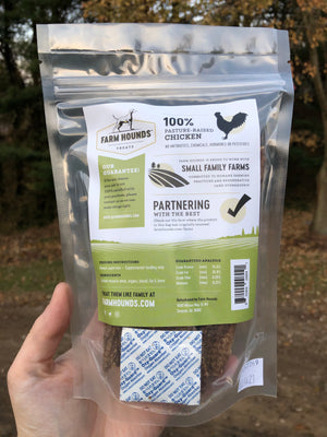 Chicken Treats by Farm Hounds