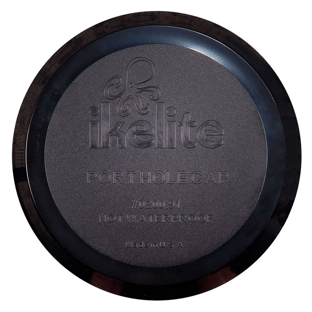 Ikelite Port Hole Cover for DSLR FL Housings - 0200.91