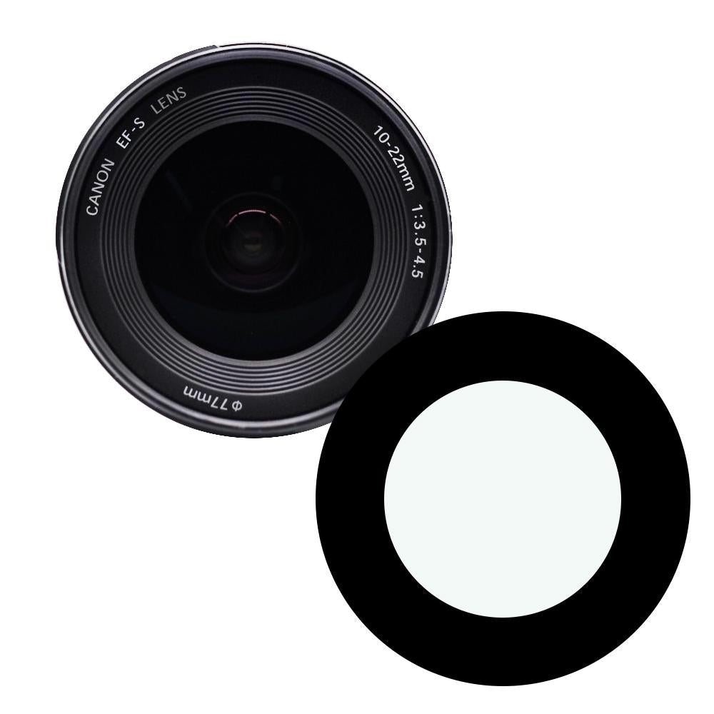 Ikelite Anti-Reflection Ring for Canon EF-S 10-22mm F3.5-4.5 USM Lens - 0923.09