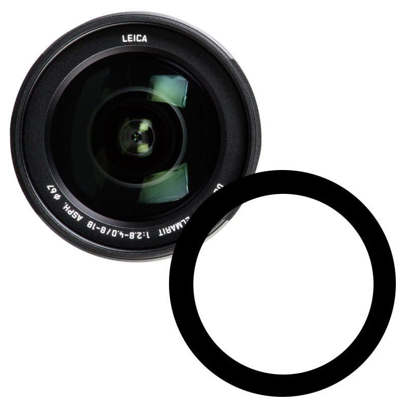 Ikelite Anti-Reflection Ring for Panasonic 8-18mm f/2.8-4.0 ASPH - 0923.52