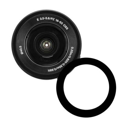 Ikelite Anti-Reflection Ring for Sony 16-50mm f/3.5-5.6 OSS Lens - 0923.73
