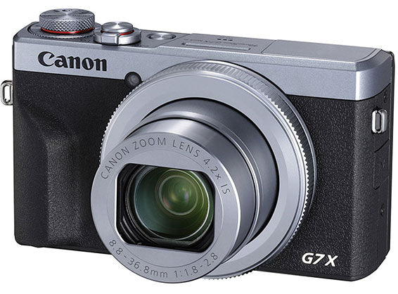 Canon PowerShot G7X Mark III Digital Camera
