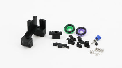 Nauticam Conversion Kit to Convert NA-RX100VI for use with Sony RX100VII - 17421C