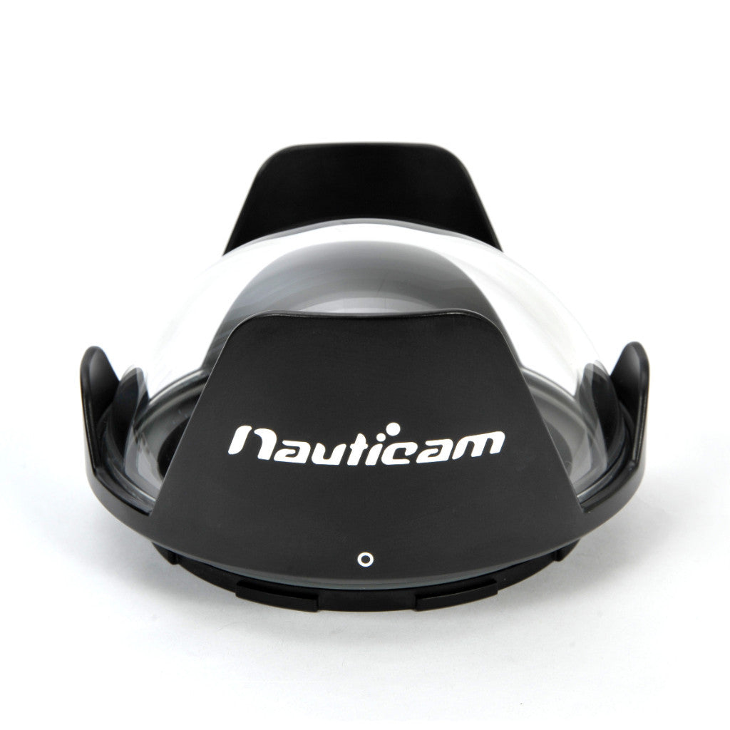 Nauticam N120 140mm Optical Glass Fisheye Port - 18810
