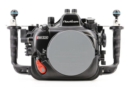 Panasonic Lumix DC-S1H - Nauticam NA-S1H Housing - 17719