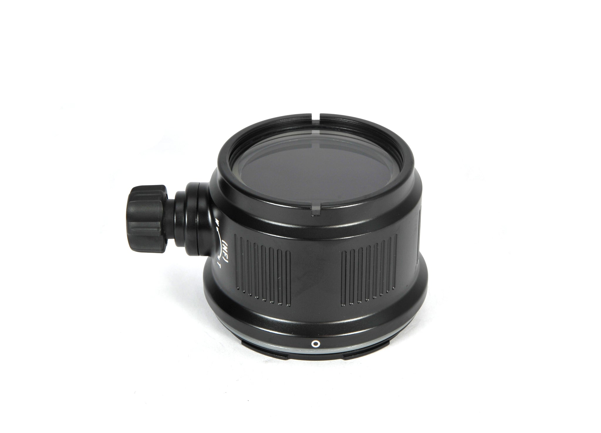 Nauticam N85 Macro Port 45 with Focus/Zoom Knob for Sony E mount 30mm f/3.5 Macro & Sony E mount PZ 16-50mm F3.5-5.6 OSS - 36128