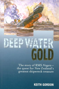 Deep Water Gold by Keith Gordon
