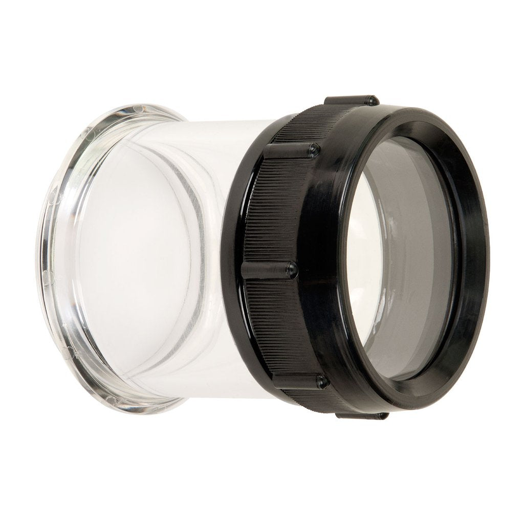 Ikelite FL Flat Port For Lenses Up To 2.5 Inches - 5501