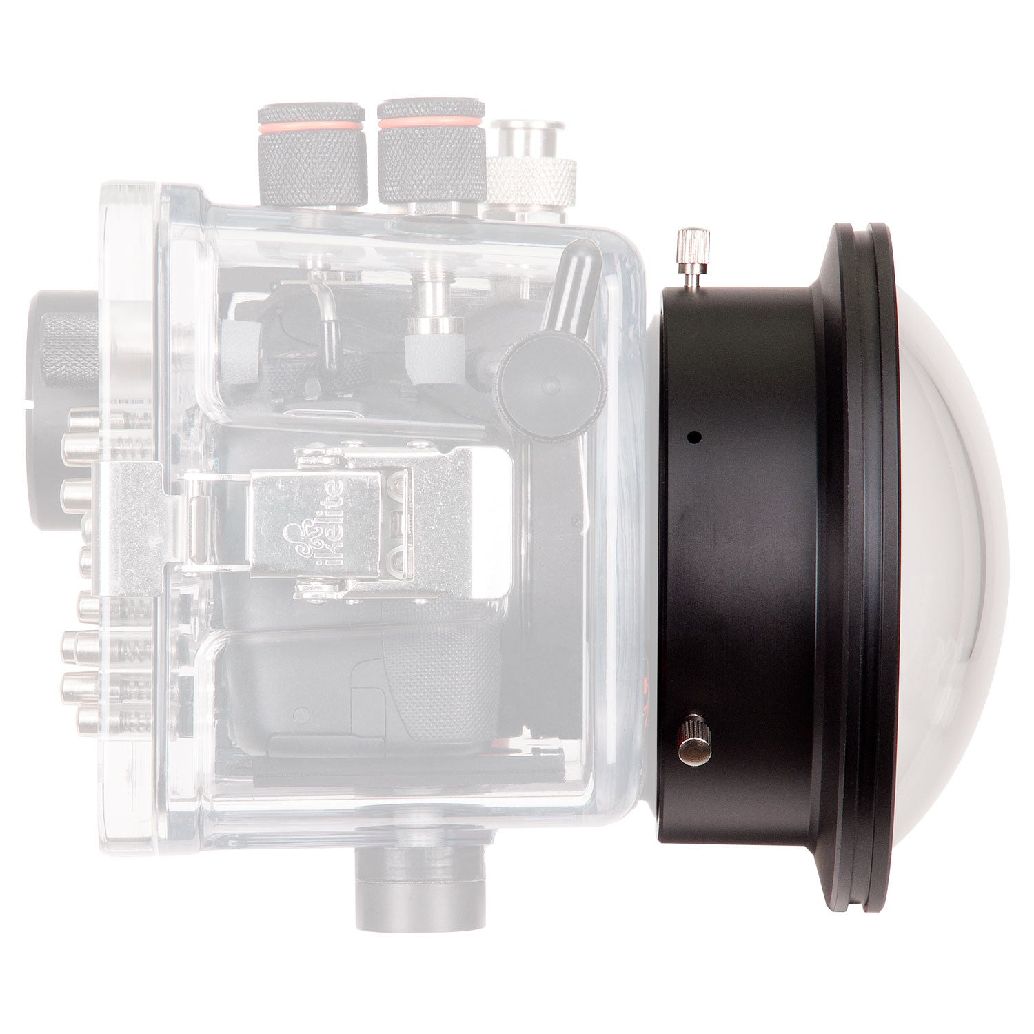 Ikelite DLM Extended 6 inch Dome Port - 5516.12