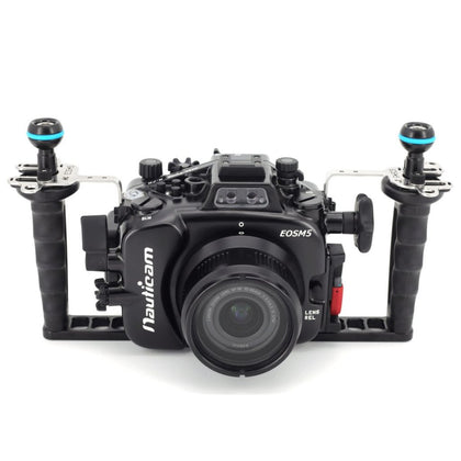 Canon EOS M5 - Nauticam housing NA-EOSM5 - 17326 - Sea Tech Ltd