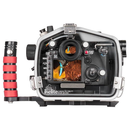 Canon EOS 7D - 200DL Housing 71704 - Sea Tech Ltd