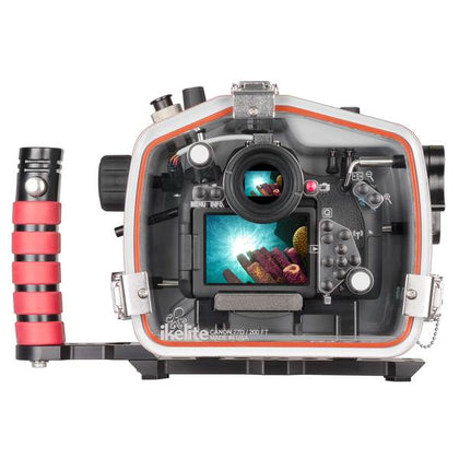 Canon EOS 77D, EOS 9000D - Ikelite 200DL Housing 71722 - Sea Tech Ltd