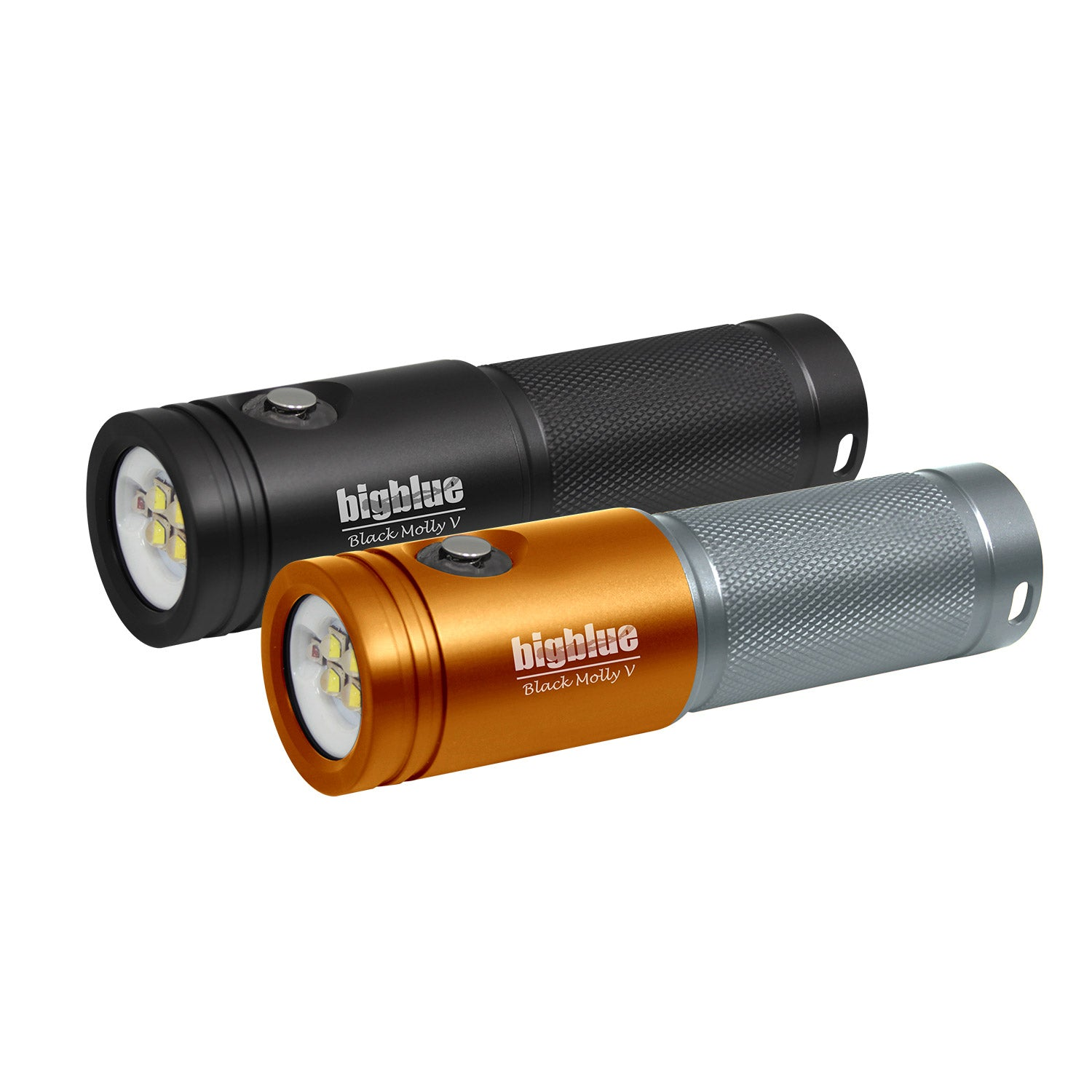 bigblue Black Molly V 2600-Lumen Video Light - AL2600XWP-II