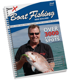 Spot X Boat Fishing (2nd Ed)