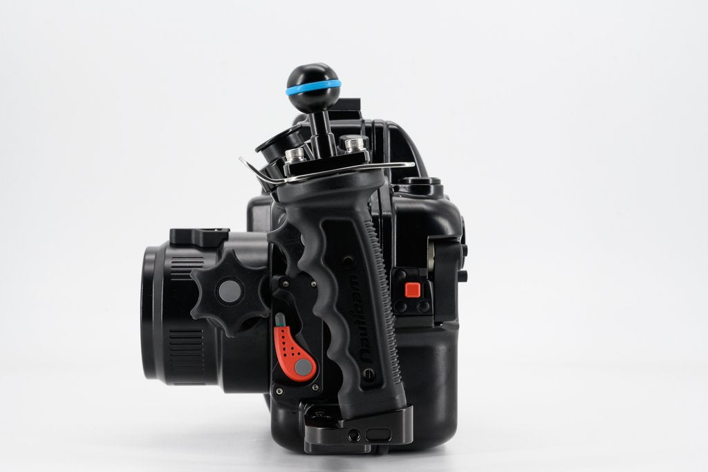 Panasonic Lumix GH5/GH5S - Nauticam NA-GH5V housing with HDMI 2.0 Support - 17713V